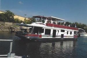 Used Sumerset 68x16 House Boat For Sale