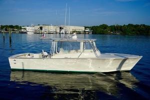 Used Stuart Angler Sportfisherman Sports Fishing Boat For Sale