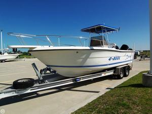Used Pursuit 2550 Center Console Cabin 25 Center Console Fishing Boat For Sale