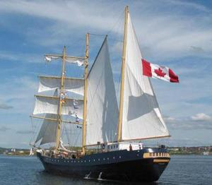 Used Cooks & Welton Caledonia Tall Ship Schooner Sailboat For Sale