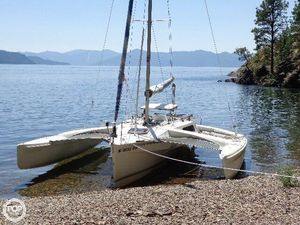 Used Corsair Marine F-27 Trimaran Catamaran Sailboat For Sale