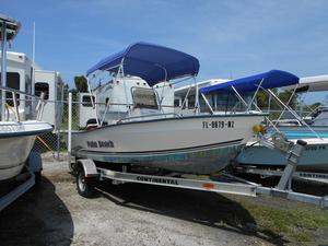 Used Palm Beach 161 Whitecap Center Console Fishing Boat For Sale