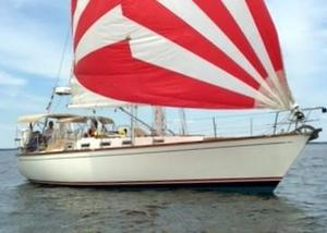 Used Tartan 40 Cruiser Sailboat For Sale