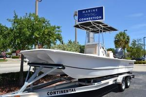 Used Twin Vee 220 Bay Cat Center Console Fishing Boat For Sale