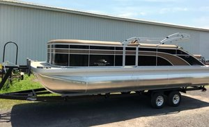 New Bennington 23 SSBX - Swingback Premium (23SSBXP) Pontoon Boat For Sale
