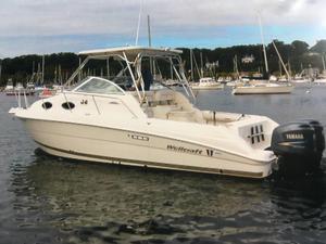 Used Wellcraft Coastal 270 Cuddy Cabin Boat For Sale