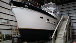Used Cheoy Lee 66 Long Range MY Clean Motor Yacht For Sale