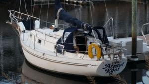 Used Bayfield 29 Cutter Sailboat For Sale
