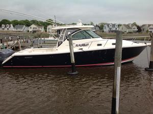 Used Pursuit 375 Express Cruiser Boat For Sale