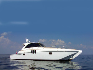 New Newport Offshore Yachts Coupe Catamaran Boat For Sale