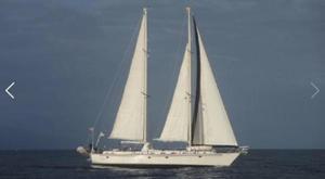 Used Morgan M-60 Schooner Sailboat For Sale
