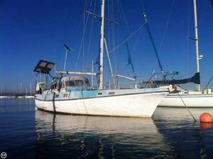 Used Yorktown 39C Cutter Sailboat For Sale