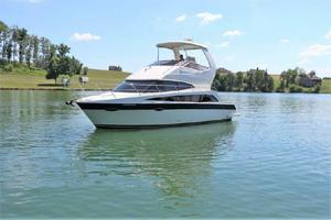 Used Carver Super Sport Convertible Fishing Boat For Sale