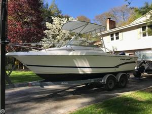 Used Pro-Line 2101 Walkaround Fishing Boat For Sale
