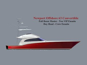 New Newport Offshore Yachts Catamaran Boat For Sale