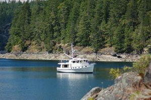 Used Krogen 48 North Sea Motor Yacht For Sale