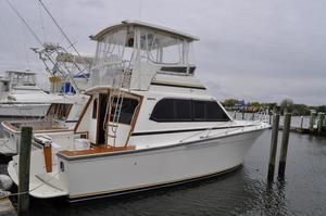Used Egg Harbor 37 Convertible Fishing Boat For Sale