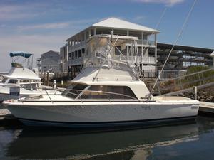 Used Phoenix 29 Sportfish Flybridge Boat For Sale