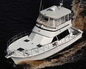 Used Symbol 44 Sportfisher Convertible Fishing Boat For Sale