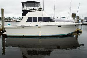 Used Silverton 37 Convertible Fishing Boat For Sale