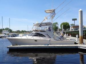 Used Delta Powerboats Canaveral Custom Delta 36 Express Sports Fishing Boat For Sale