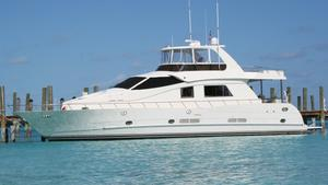 Used President 640 Pilothouse Boat For Sale