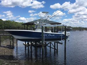 Used Triton 351 CC Center Console Fishing Boat For Sale