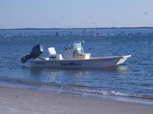 Used Jones Brothers 198 Bateau Center Console Fishing Boat For Sale