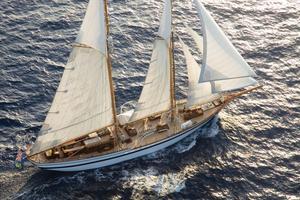 Used Lubbe-Voss Schooner Yacht Schooner Sailboat For Sale
