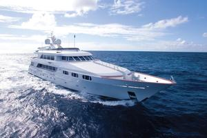 Used Trinity Yachts 1998/2014 150ft Motor Yacht For Sale