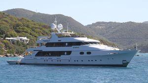 Used Christensen 2001/2018 155ft TRI Deck Motor Yacht Motor Yacht For Sale