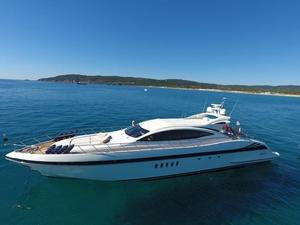 Used Mangusta Motor Yacht For Sale