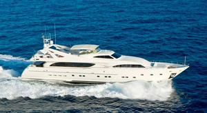 Used Custom Line 112 Motor Yacht For Sale