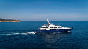 Used Trinity TRI Deck Motor Yacht Motor Yacht For Sale
