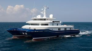 Used Abeking & Rasmussen Swath Motor Yacht For Sale