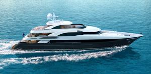 New Trinity Quasar 51 Mega Yacht For Sale
