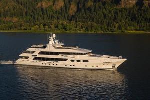Used Christensen 2017 Model Motor Yacht For Sale
