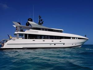 Used Oceanfast 126 Mega Yacht For Sale