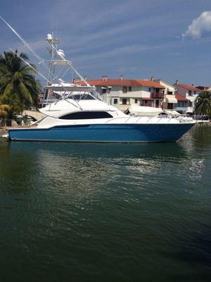 Used Bertram 630 Convertible Fishing Boat For Sale