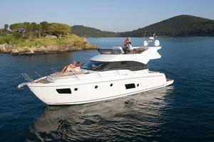 Used Bavaria Virtess 420 Fly Motor Yacht For Sale