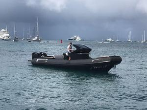 Used Pirelli 880 Sport Rigid Sports Inflatable Boat For Sale