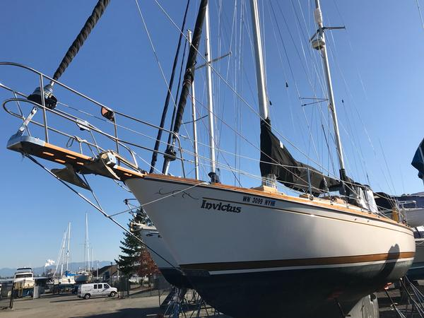 Used Shannon 38 Ketch Sailboat For Sale