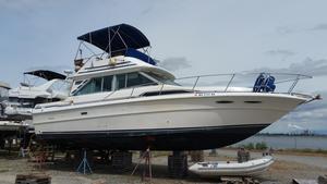 Used Sea Ray 340 Sedan Bridge Express Cruiser Boat For Sale