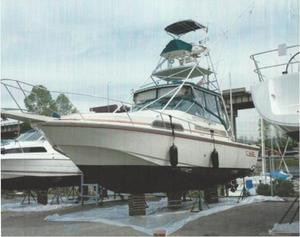 Used Boston Whaler 31 Sports Fishing Boat For Sale