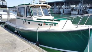Used Atlas Boat Works Acadia 25 Commercial Boat For Sale