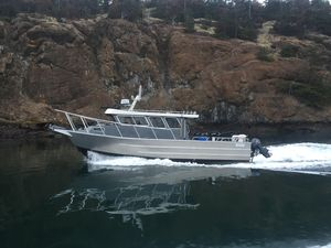 Used North River 33 Sounder Cruiser Boat For Sale