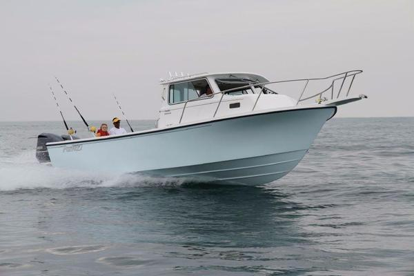 New Parker 2820 XLD Sport Cabin Saltwater Fishing Boat For Sale