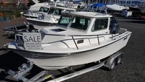 New Parker 2120 Sport Cabin Pilothouse Boat For Sale