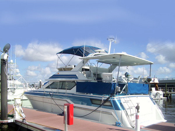 Used Wellcraft Motor Yacht For Sale