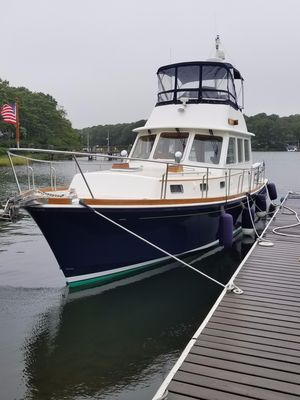 Used East Bay 43 Flybridge Boat For Sale